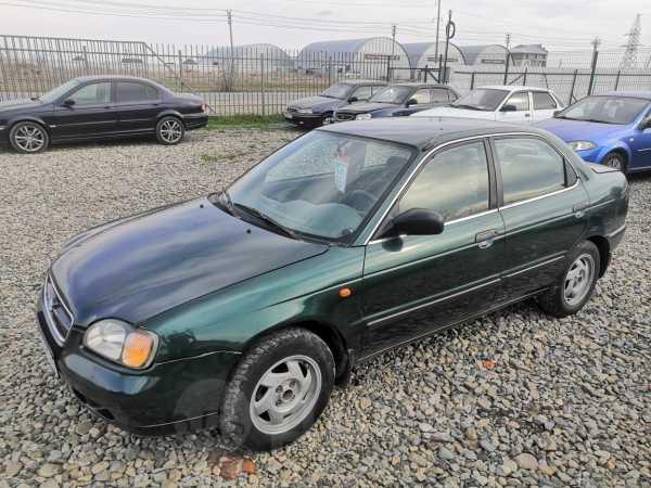 Suzuki Baleno, 1998 год, 129 000 руб.