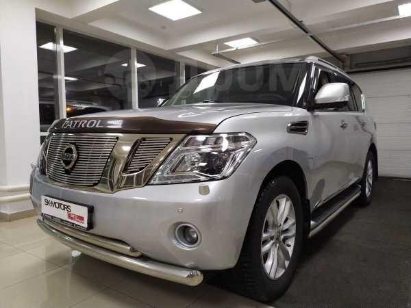 Nissan Patrol, 2012 год, 1 595 000 руб.
