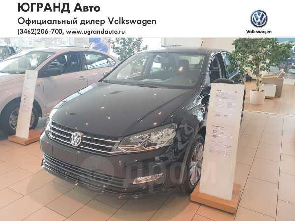 Volkswagen Polo, 2019 год, 975 800 руб.