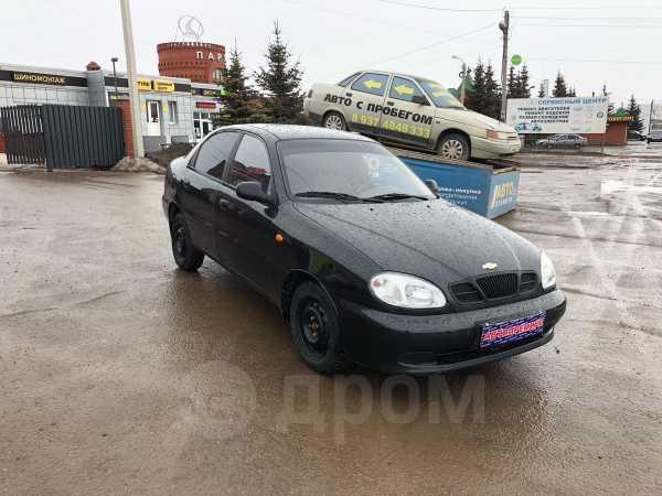 Chevrolet Lanos, 2006 год, 108 000 руб.