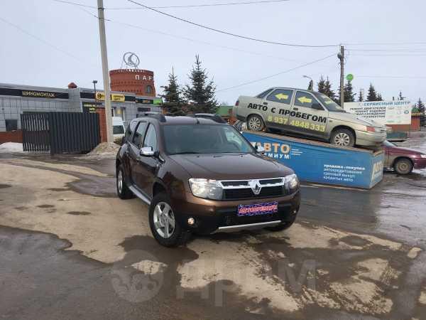 Renault Duster, 2013 год, 569 000 руб.
