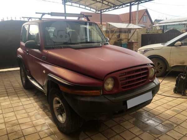SsangYong Korando, 2001 год, 350 000 руб.