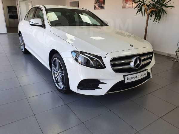 Mercedes-Benz E-Class, 2019 год, 3 180 000 руб.