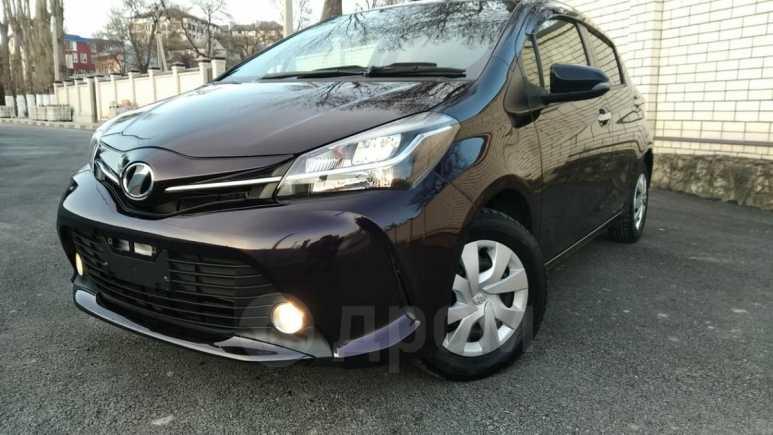 Toyota Vitz, 2017 год, 585 000 руб.