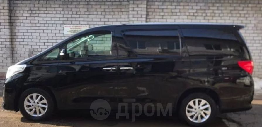 Toyota Alphard, 2013 год, 1 540 000 руб.