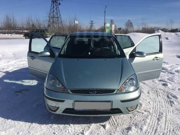 Ford Focus, 2004 год, 211 000 руб.