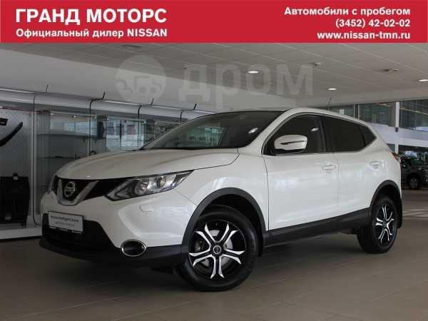 Nissan Qashqai, 2015 год, 940 000 руб.