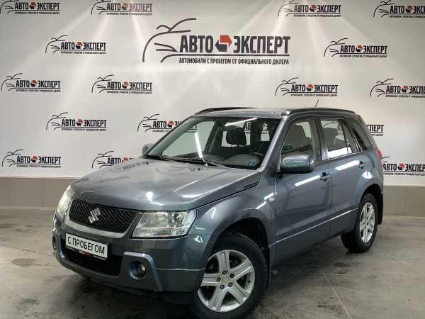 Suzuki Grand Vitara, 2007 год, 499 000 руб.