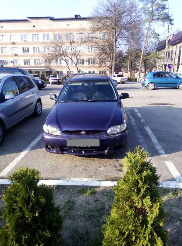 Hyundai Accent, 1998 год, 87 000 руб.
