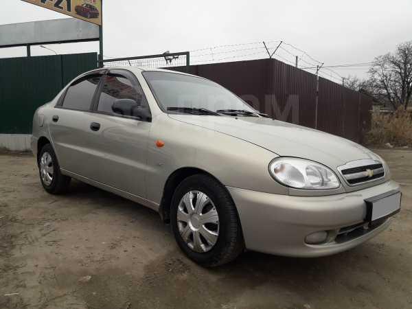 Chevrolet Lanos, 2008 год, 155 000 руб.
