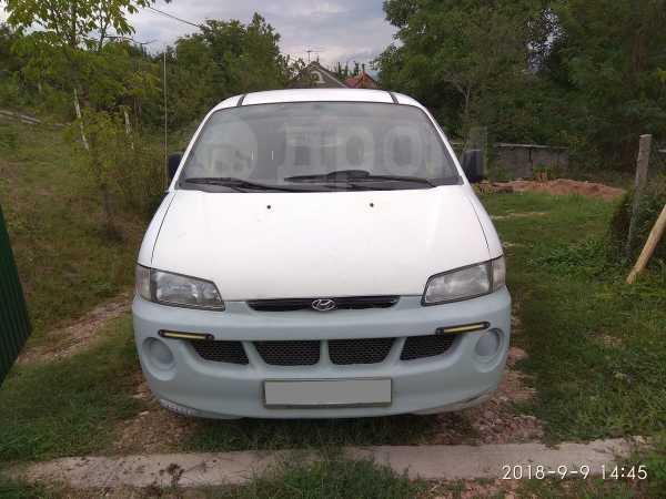 Hyundai H1, 1999 год, 150 000 руб.