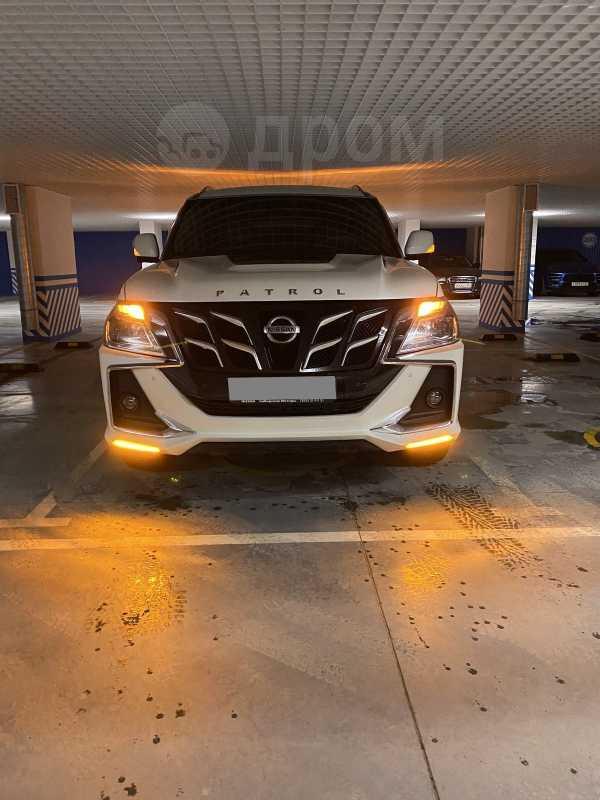 Nissan Patrol, 2014 год, 2 400 000 руб.