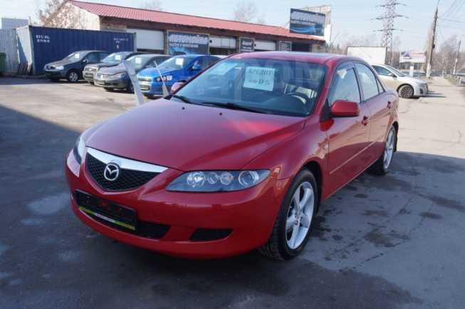 Mazda Mazda6, 2004 год, 278 000 руб.