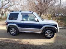 Ильский Pajero Mini 2002