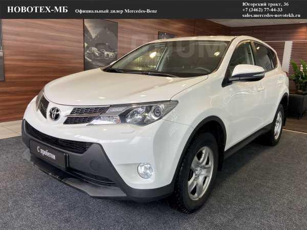 Toyota RAV4, 2014 год, 1 040 000 руб.