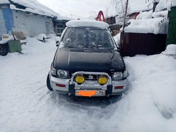 Mitsubishi RVR, 1994 год, 111 111 руб.