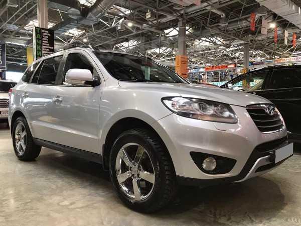 Hyundai Santa Fe, 2011 год, 840 000 руб.