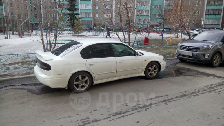 Subaru Legacy B4, 1999 год, 100 000 руб.