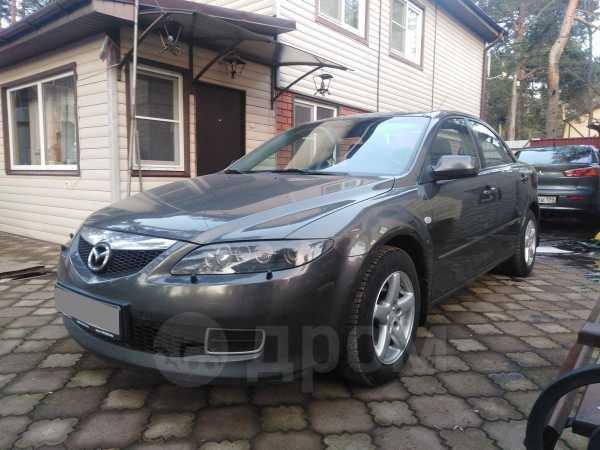 Mazda Mazda6, 2007 год, 378 000 руб.