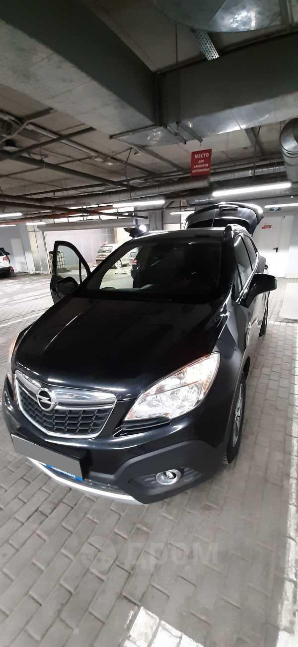Opel Mokka, 2014 год, 700 000 руб.