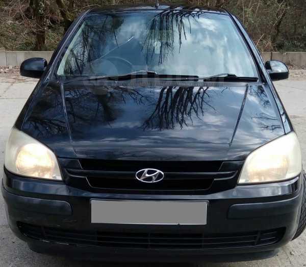 Hyundai Getz, 2003 год, 310 000 руб.