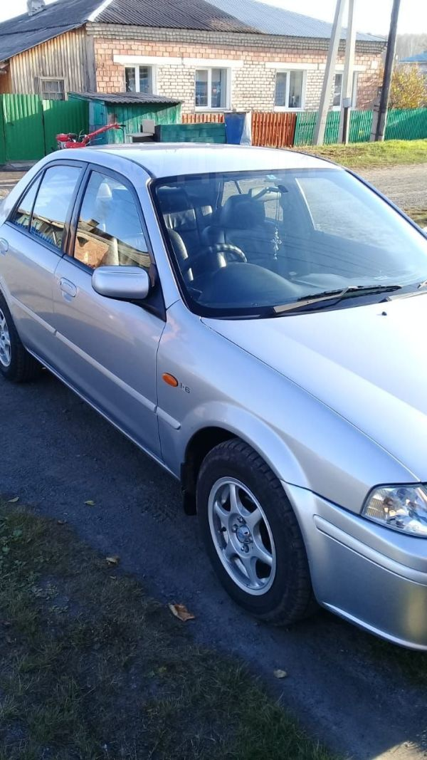 Ford Laser, 2002 год, 185 000 руб.