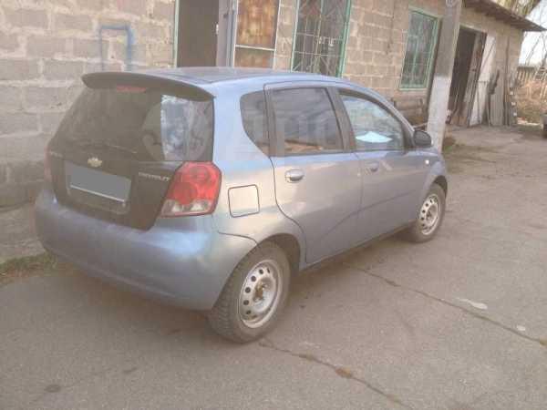 Chevrolet Aveo, 2006 год, 220 000 руб.