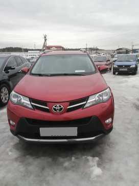 Пермь Toyota RAV4 2014