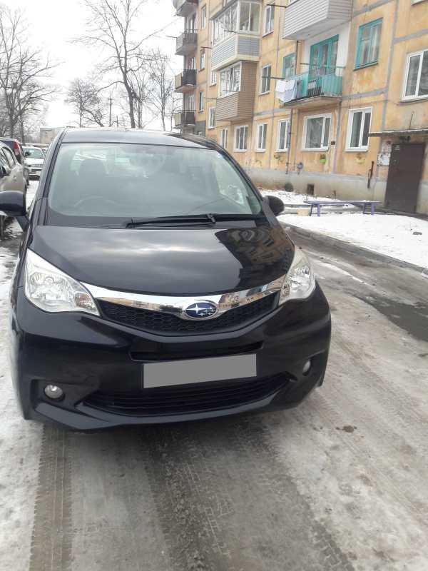 Subaru Trezia, 2011 год, 480 000 руб.