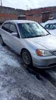 Honda Civic, 2001 год, 215 000 руб.