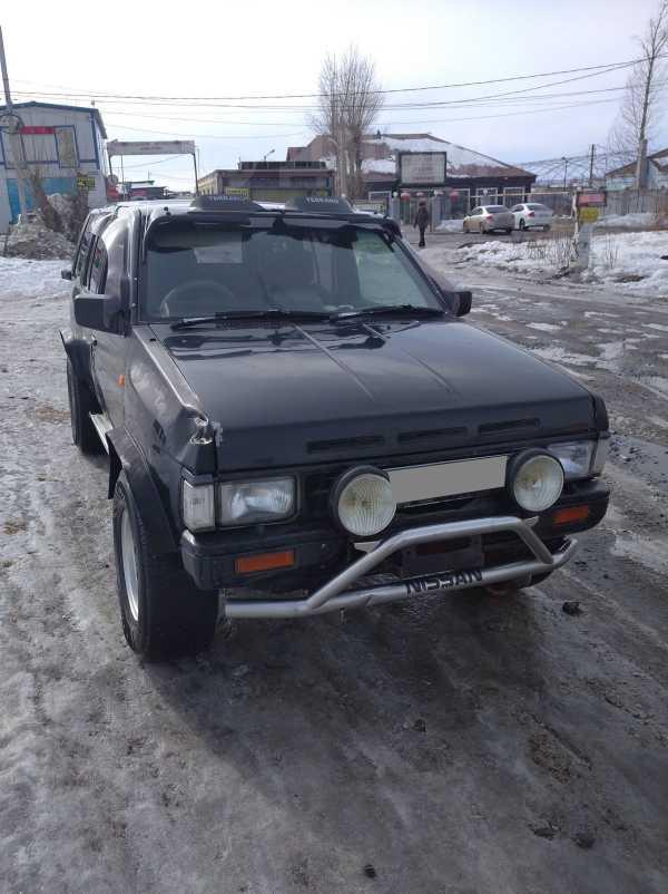 Nissan Terrano, 1993 год, 240 000 руб.
