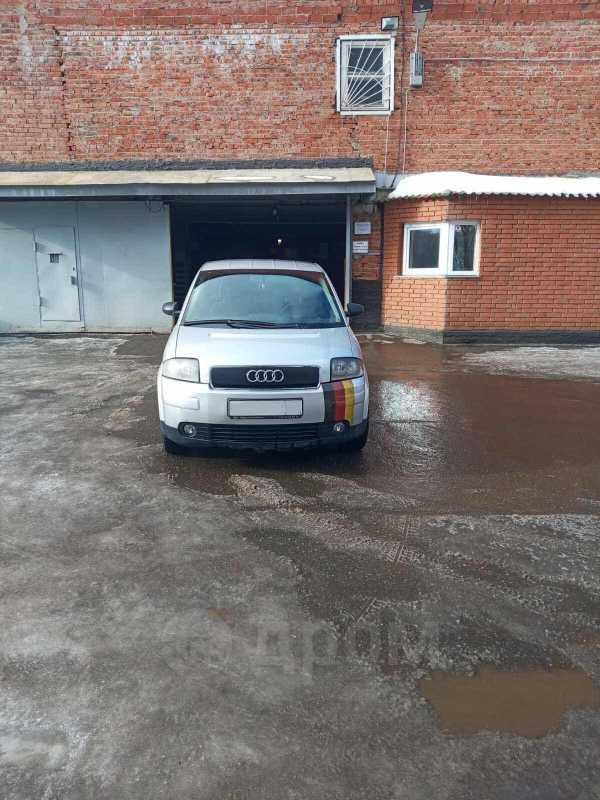 Audi A2, 2002 год, 300 000 руб.