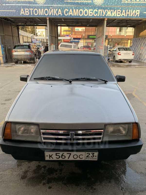 Лада 21099, 1991 год, 65 000 руб.