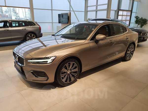 Volvo S60, 2019 год, 2 592 539 руб.