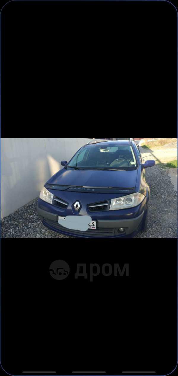 Renault Megane, 2008 год, 300 000 руб.