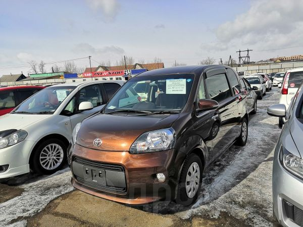 Toyota Porte, 2014 год, 565 000 руб.