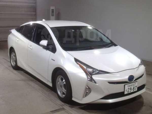Toyota Prius, 2016 год, 1 175 000 руб.
