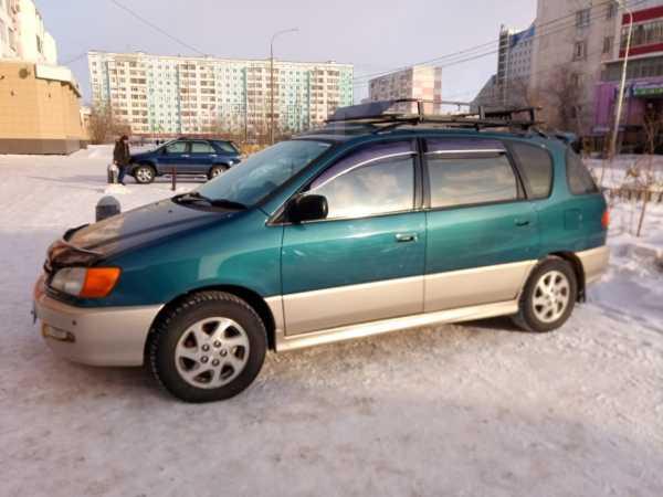 Toyota Ipsum, 1996 год, 340 000 руб.