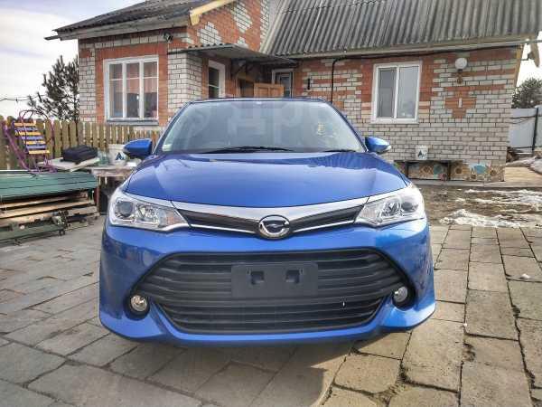 Toyota Corolla Fielder, 2016 год, 668 000 руб.