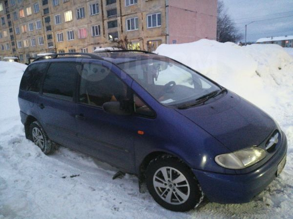 Ford Galaxy, 1998 год, 250 000 руб.