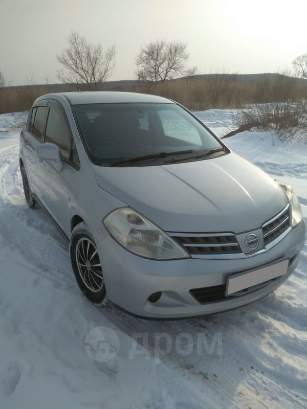 Nissan Tiida, 2009 год, 350 000 руб.