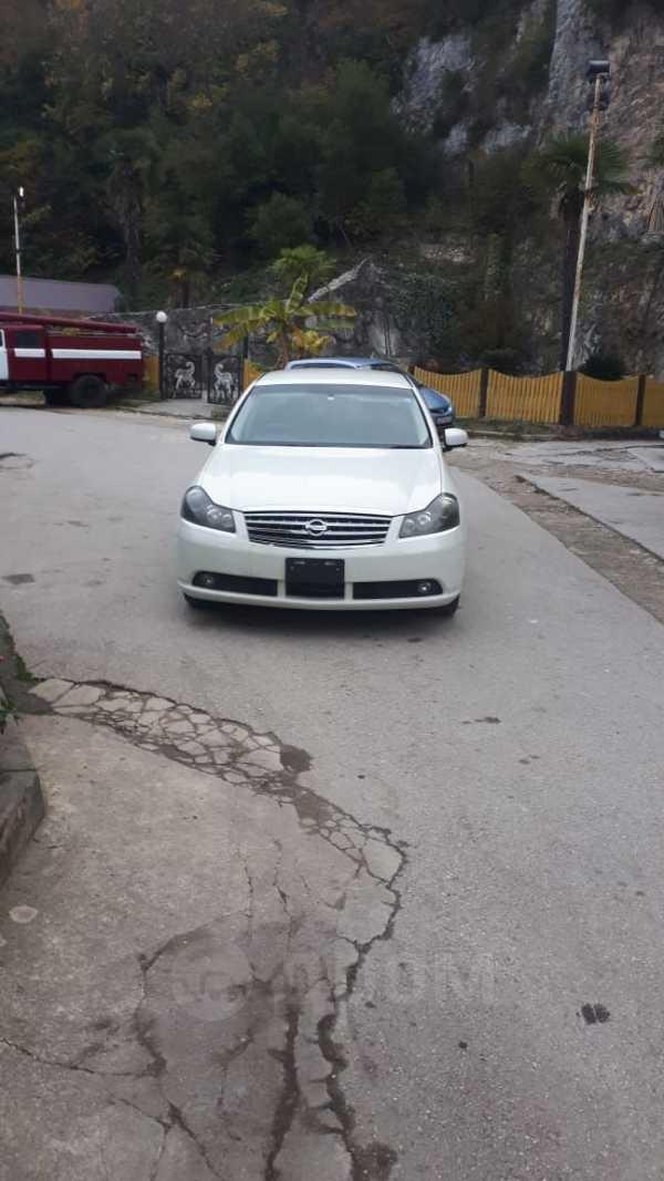 Nissan Fuga, 2006 год, 585 000 руб.