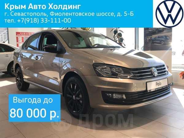Volkswagen Polo, 2019 год, 938 900 руб.