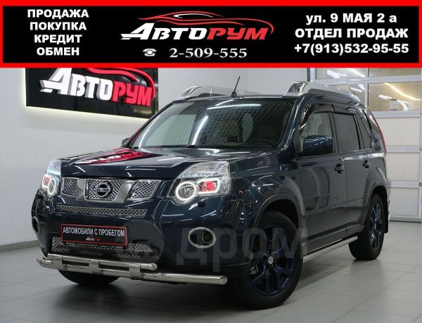 Nissan X-Trail, 2011 год, 847 000 руб.