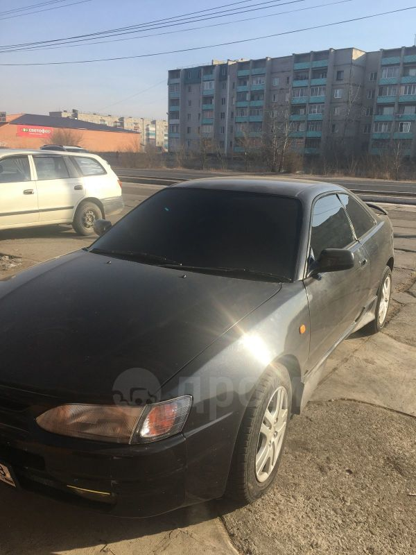 Toyota Corolla Levin, 1996 год, 210 000 руб.