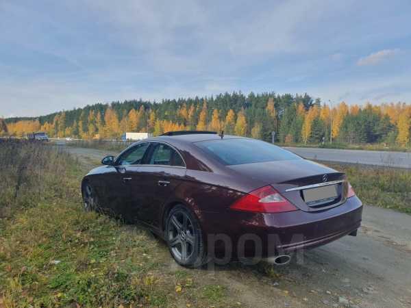 Mercedes-Benz CLS-Class, 2007 год, 690 000 руб.