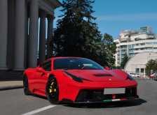 Сочи 458 Italia 2010
