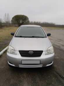 Псков Corolla 2002
