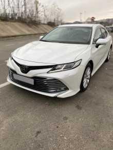 Сочи Toyota Camry 2019