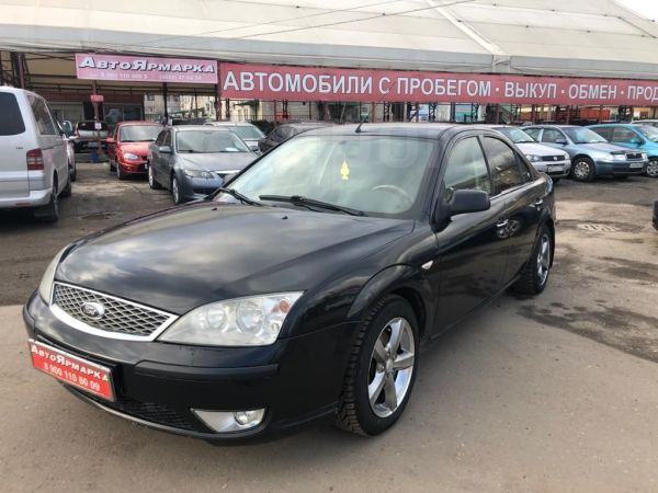 Ford Mondeo, 2005 год, 288 000 руб.
